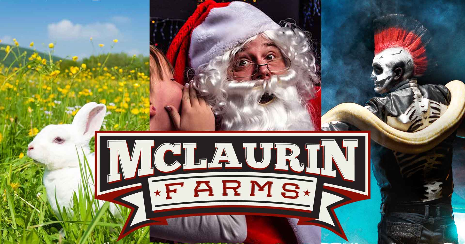 McLaurin Farms - Where Traditions are Made - Seasonal Family